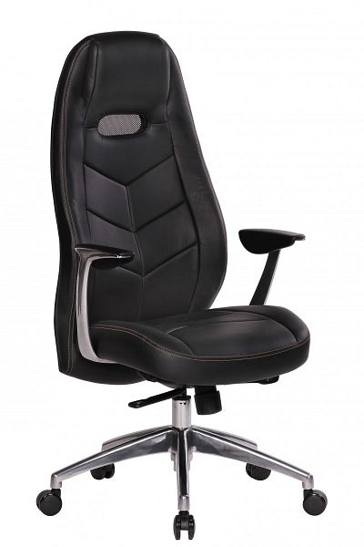 amstyle chaise de bureau monterey